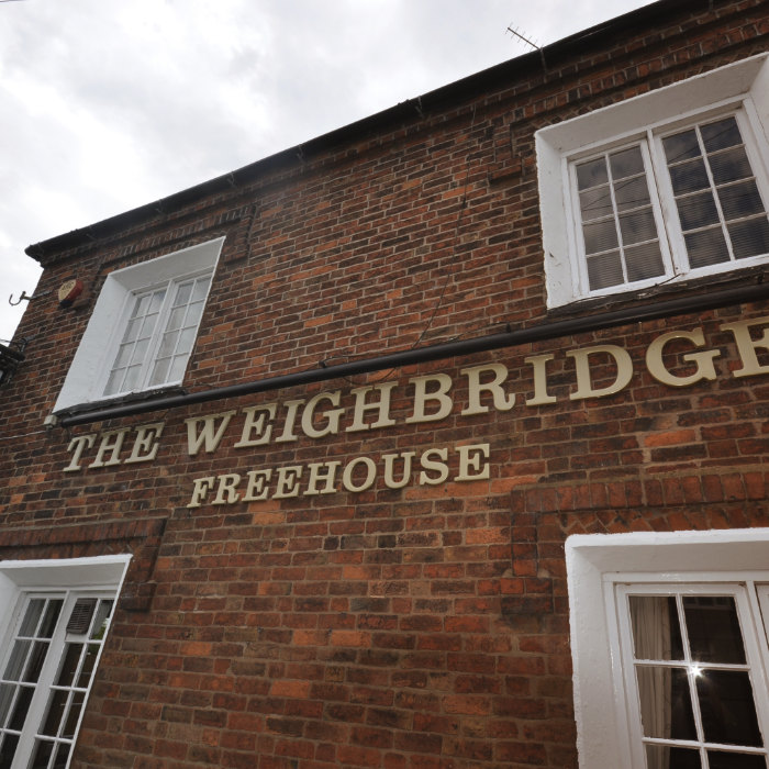 The Weighbridge Alvechurch Marina Real Ale